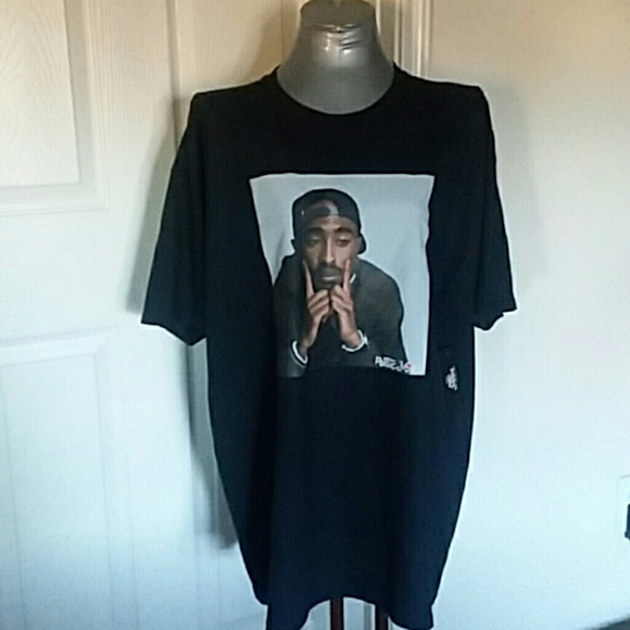 1efc7d912324 poetic justice Shirts | Tupac Graphic Collector Shirt | Poshmark